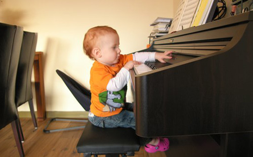 Mozart in the making