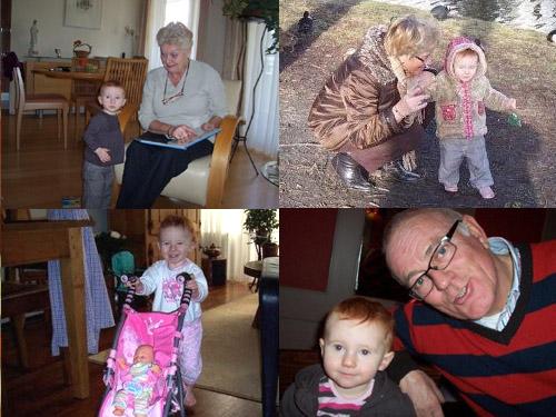 Logeren bij Opa en Oma Stierhout
